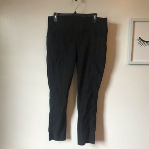 Pull On Black Dress Pants